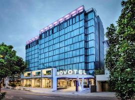 诺富特布里斯班南岸酒店,位于布里斯班的酒店