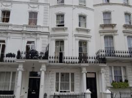 Central Hotel,位于伦敦的酒店