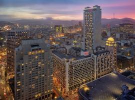 旧金山联合广场希尔顿酒店