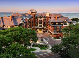 橡树湾海滩酒店, 维多利亚