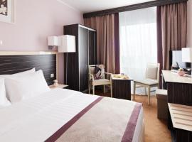 伊兹麦洛娃三角洲酒店,位于莫斯科的酒店