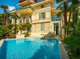 Apartments Villa Elizabeta,位于奥帕提亚的公寓