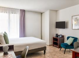 尼斯卫城阿德吉奥公寓式酒店