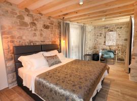 Villa Teuta,位于特罗吉尔的旅馆