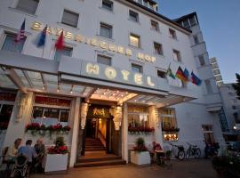 拜耶斯赫尔酒店,位于拜罗伊特的酒店