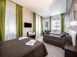 Mia Resort,位于罗马的旅馆