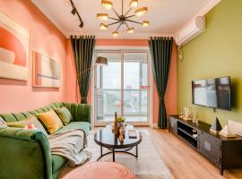 【路客】泰安市泰山区泰山站·路客精品公寓·00182690,位于泰安的酒店