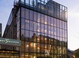 朋兹酒店,位于因斯布鲁克的酒店