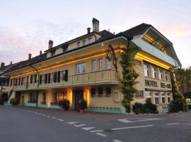 卡维贝尔沙湾酒店及餐厅, Praz