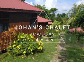 Johan Chalet and Restaurant