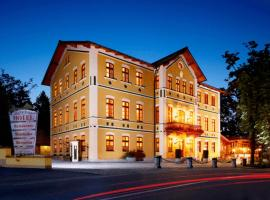 森林城堡酒店及餐厅