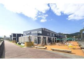 Aoshima fishermans hostel & spa women's domitory / Vacation STAY 31042,位于宫崎的酒店