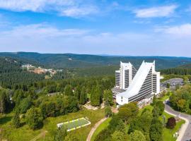 AHORN Panorama Hotel Oberhof,位于奥伯霍夫的酒店