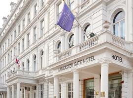 兰切斯特大门酒店,位于伦敦的酒店