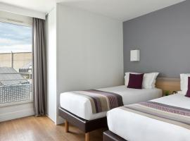 馨乐庭巴黎马莱巴士底狱酒店,位于巴黎的公寓