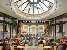 蒙福特城堡罗莱夏朵精品酒店集团