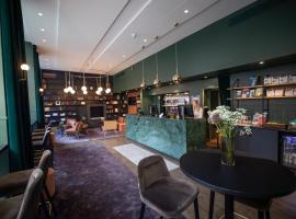 邦德海姆酒店,位于奥斯陆的酒店
