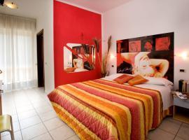 Hotel Villa Cesare B&B, 阿尔巴·阿德里亚蒂卡