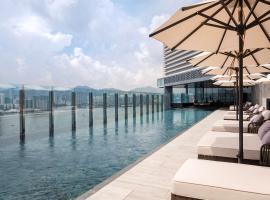 香港维港凯悦尚萃酒店,位于香港的酒店