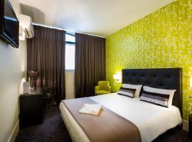 雷蒙德4号图卢兹酒店