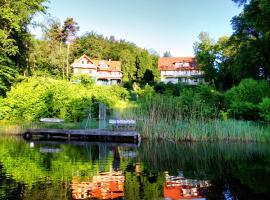 Waldseehotel Frenz, 科林