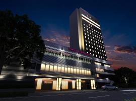 全日空皇冠熊本新天空假日酒店,位于熊本的酒店