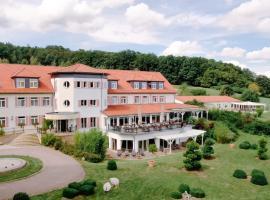 伊尔森博格酒店,位于伊尔森堡的酒店