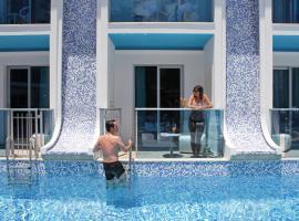 海之蓝高级Spa酒店