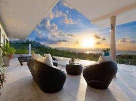 Samui Sunsets Luxury Villas,位于苏梅岛的酒店