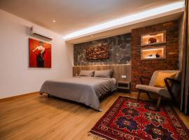 Arch Studio Cenang,位于珍南海滩珍南海滩附近的酒店