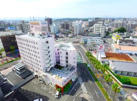 宫崎第一酒店,位于宫崎的酒店