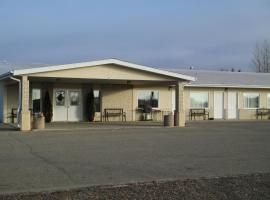 丰收之月汽车旅馆, Roblin (Thunder Hill Ski附近)