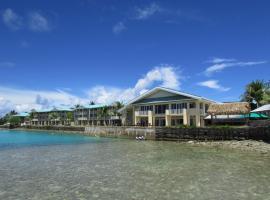 马绍尔群岛度假酒店