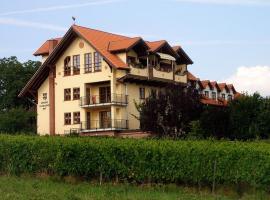 马格达勒尼霍夫庄园酒店, 吕德斯海姆