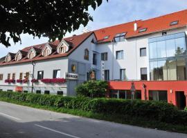 祖尔戈登恩克朗酒店