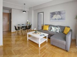 Cozy apartment in Syntagma-Plaka by GHH,位于雅典的公寓