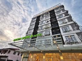 Green World Hotel,位于仙本那的酒店