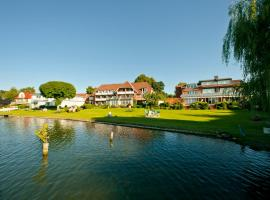 施特劳尔斯湖滨酒店