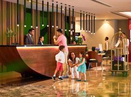 迪拜巴沙海兹美居公寓式酒店,位于迪拜的公寓