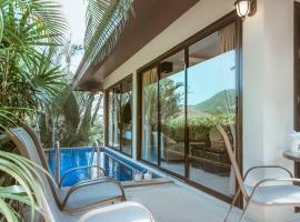 Naam Tok private pool villa - Chaweng,位于苏梅岛的酒店