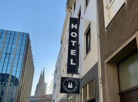 多斯皮腾酒店,位于科隆的酒店