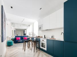 Modern & Exclusive Apartment Puerta del Sol,位于马德里的公寓