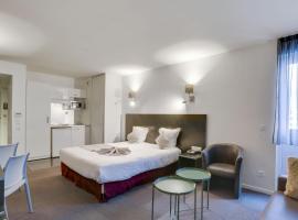 All Suites Appart Hôtel Aéroport Paris Orly – Rungis,位于朗吉斯的公寓