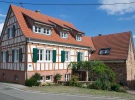 Winzerhaus Südpfalz