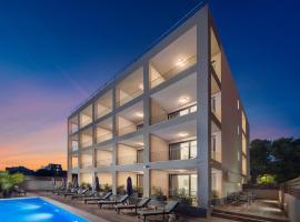 Ellure Luxury Suites,位于斯普利特的公寓