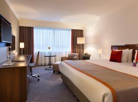 阿姆斯特丹机场皇冠假日酒店,位于霍夫多普史基浦机场 - AMS附近的酒店
