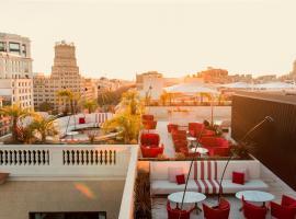 巴塞罗那艾玛纳克酒店