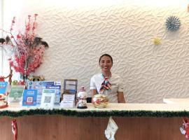 蓝海精品酒店,位于长滩岛的酒店