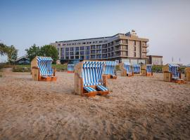 ARBOREA Marina Resort Neustadt,位于霍尔斯泰因地区诺伊斯塔特的酒店