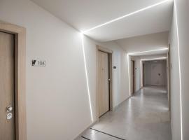 The Square Six,位于雅典的公寓